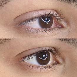 Micropigmentação nos Olhos
