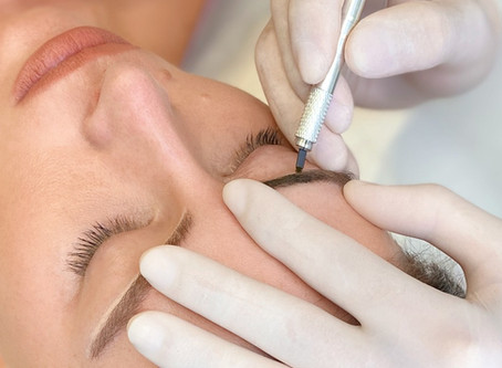 Como é feita a micropigmentação de sobrancelhas?