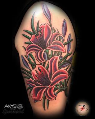 Lilly, Stargazer, Tattoo, Frankie Bonze, House Of Pain, 30 Holiday Rambler, Byram, Mississippi, 39272