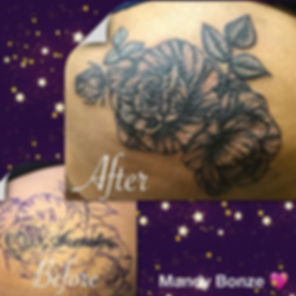 Coverup from a little while back that I'