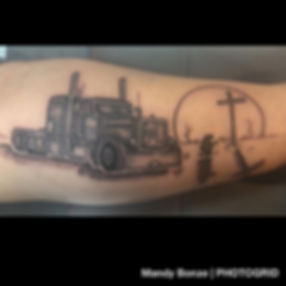 Checkout this awesome truck scene I star