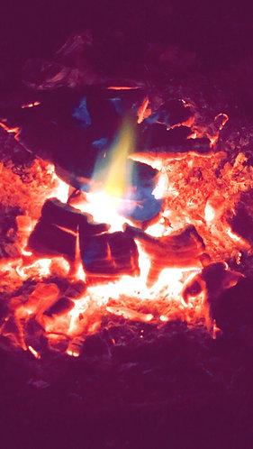 Burning Love (Print)