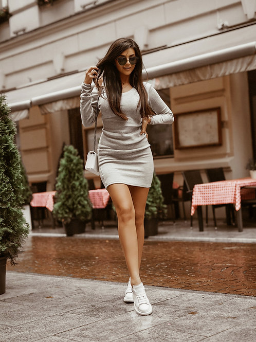 DRESS KNITTED DRESS
