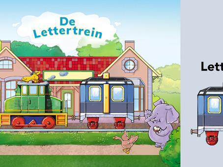 Leer de letter I met Teun