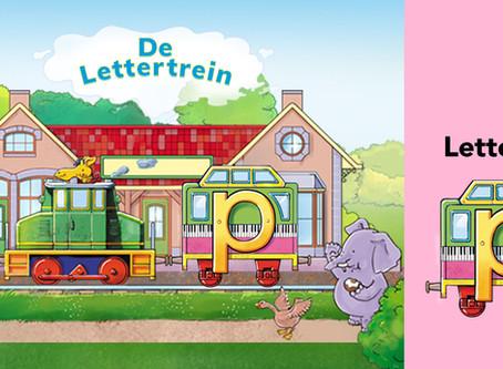 Leer de letter P met Teun!