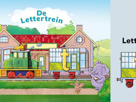 Leer vandaag de letter T met Teun