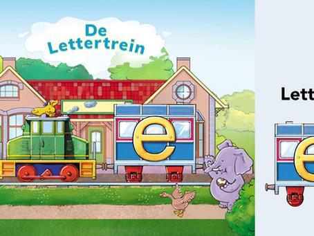 Leer de letter E met Teun