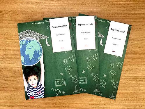 TopOntdekkers - werkschrift (5-voud)