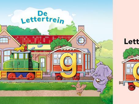 Leer vandaag letter G met Teun