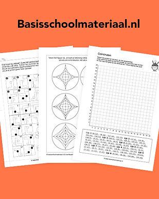 Basisschoolmateriaal.nl schoollicentie groep 1-8, 1 jaar