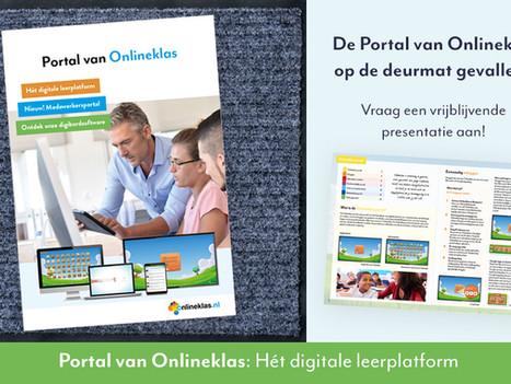 Portal van Onlineklas brochure op de mat gevallen?