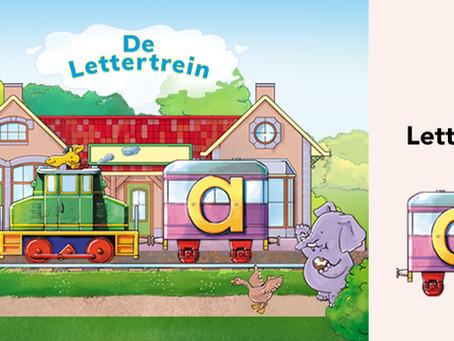 Leer de letter A met Teun!