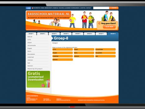 Onlineklas neemt Basisschoolmateriaal.nl over