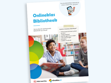 Waarom Onlineklas Bibliotheek?