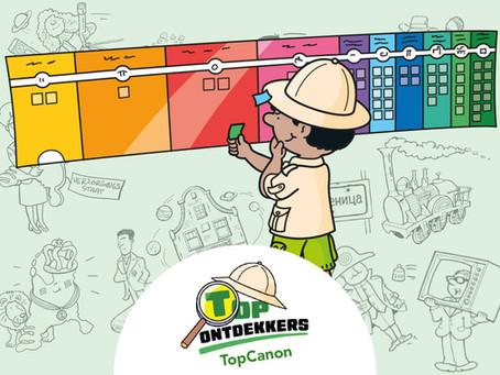 Kinderboekenweek 2020: Terug in de tijd