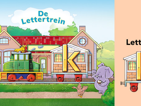 Leer vandaag de letter K met Teun