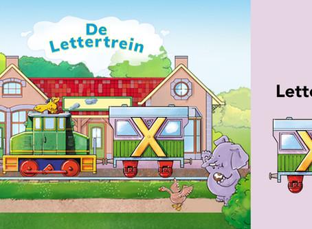De letter X staat klaar, stap in!