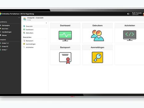 Nieuwe module op verzoek van leerkrachten: Portalbeheer