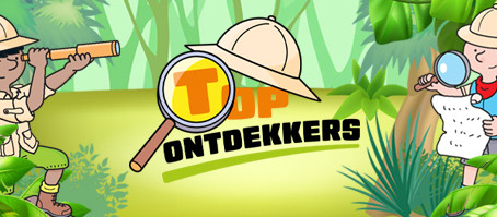 Onderzoekend en ontdekkend leren met TopOntdekkers.