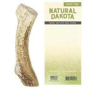 Natural Dakota Premium Deer Antler Chew