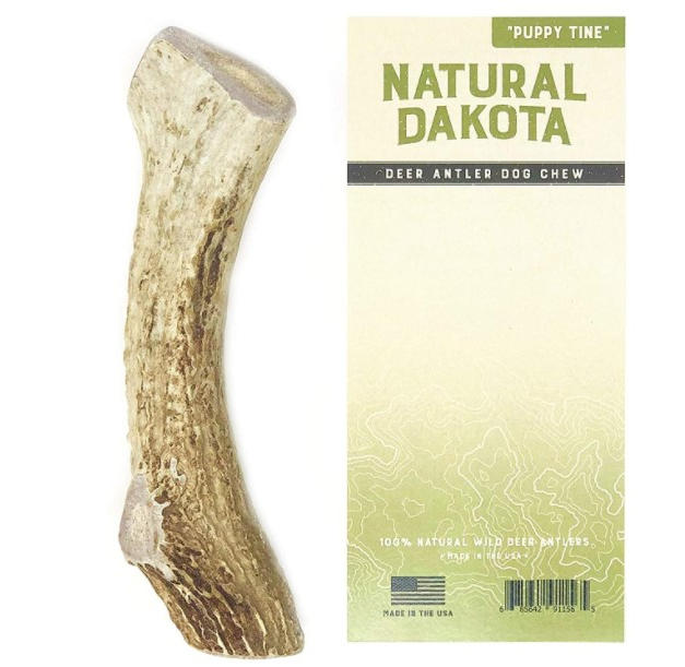 Natural Dakota Premium Deer Antler Chew