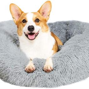 IMHAPO Calming Dog Bed for Medium and Large Dogs