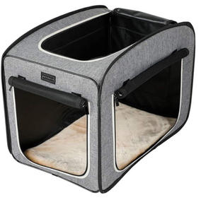 Portable Pop Open Dog Crate 31 x 20 x 25
