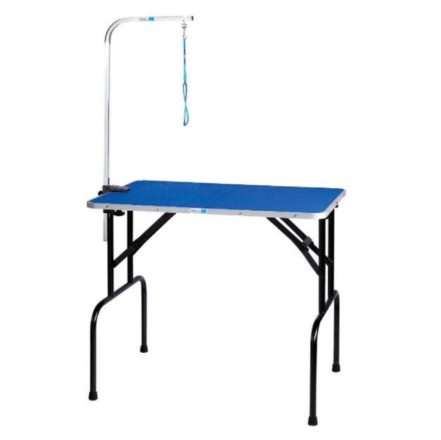 Master Equipment Grooming Table and Arm