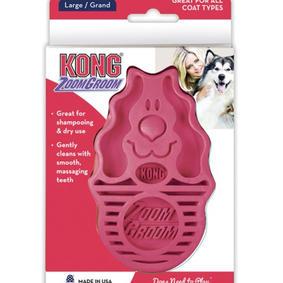 Kong ZoomGroom Grooming Brush