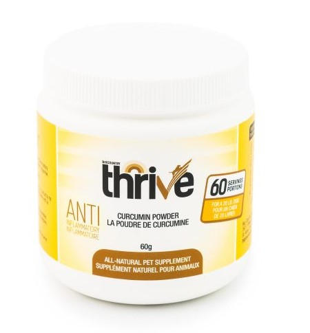 Thrive Curcumin Powder