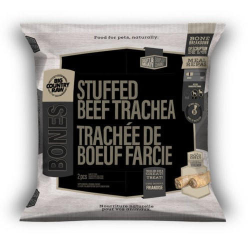 BCR Stuffed Beef Tracheas 2Pcs