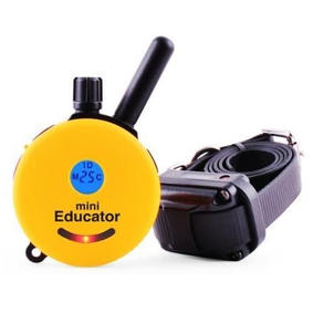 E-Collar Mini Educator Remote Dog Trainer