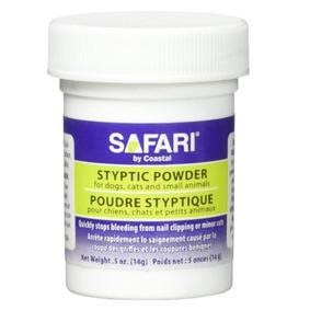 Styptic Powder Nail Trimming