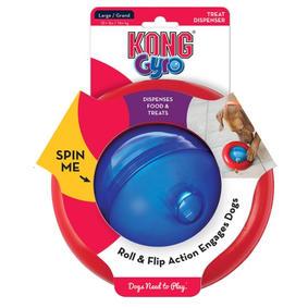 Kong Gyro Dog Toy Large
