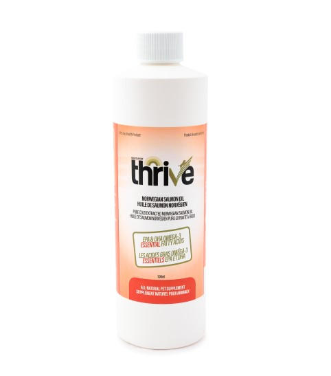Thrive Salmon Oil