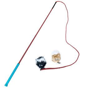 Flirt Pole Dog Exercise Training Toy