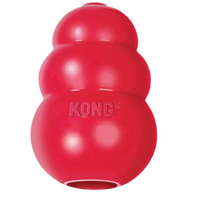 Kong Classic Dog Toy Durable Chew Large