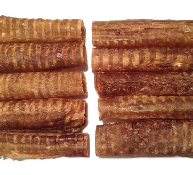 Dehydrated Beef Trachea 6 in