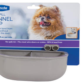 Petmate Double Diner No Spill Kennel Cup
