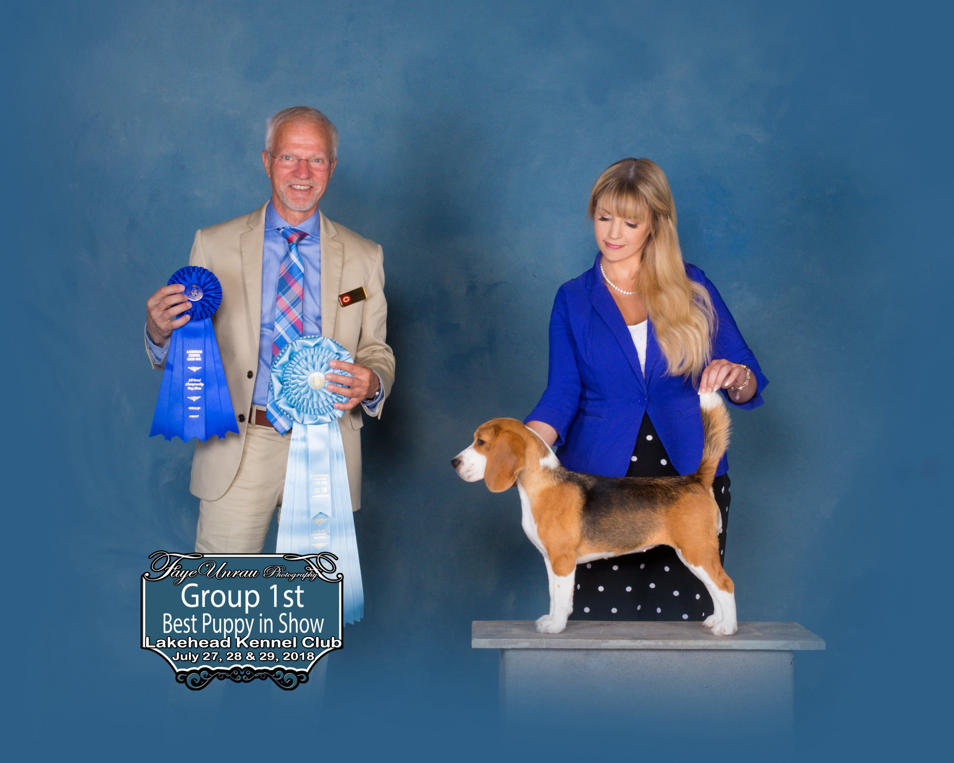 Group 1 & Best Puppy in Show
