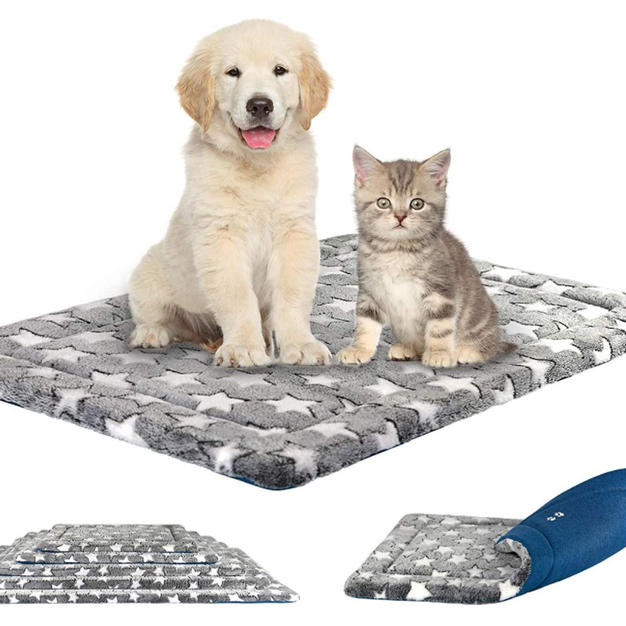 Dog Bed Reversible Mat 30in Washable