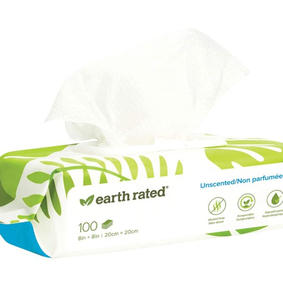 Earth Rate Dog Wipes for Ears