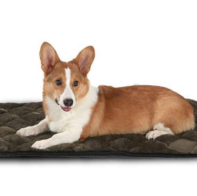 Airline Dog Bed Crate Mat Kennel Pad Washable