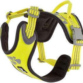 Hurta Weekend Warrior Dog Harness - Neon Yellow