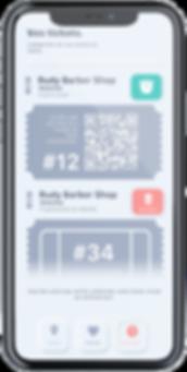 Mockup App Ticketing