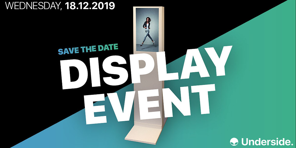Display Event by Underside