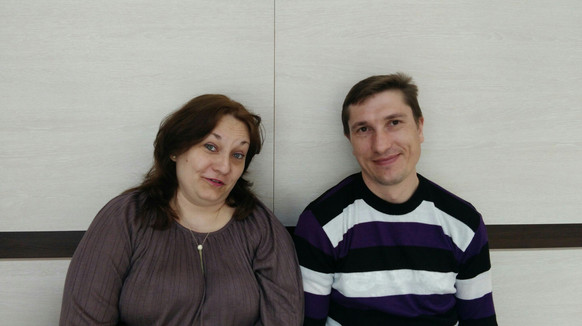 Юрий и Марина