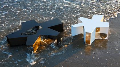 sea star  coffee tables