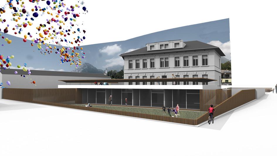primary School extension
