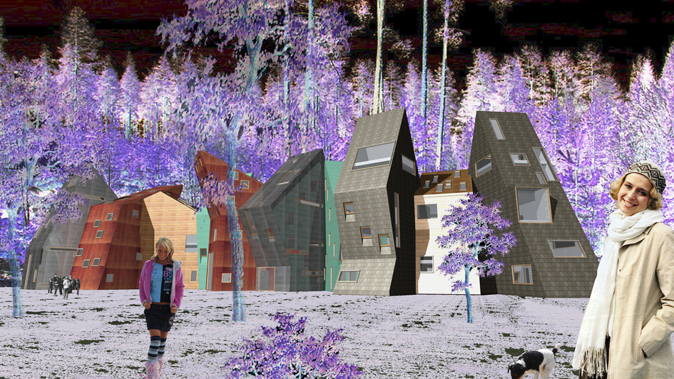 residential district masterplan